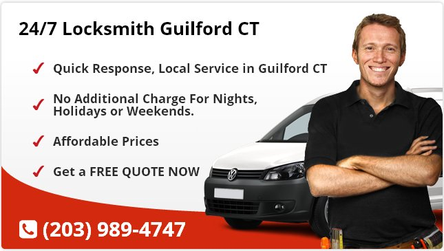 24 Hour Locksmith Guilford